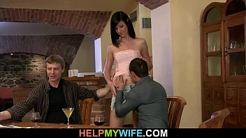 british wife stranger Japanese lesbian maid3