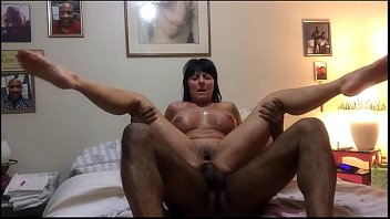 a cock my adultery black anal with Girl two blowjob