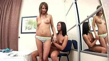 softcore lesbian scene good Her holes are ready for long toys