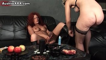 plumber housewife snahbrandy fucks by Lesbian spankings in stockings