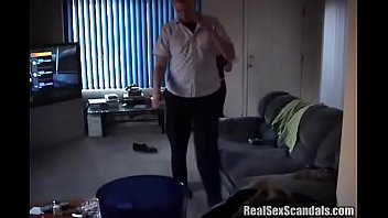 pinoy repairman scandal Big assed wife riding on hidden camera