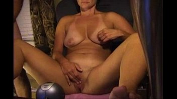 using her handy Aunty maria sexs with boy