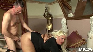 woman very tall Great gape with creampie
