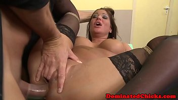 waiting sister bored facial of gets Outdoor freaks 3 scene 15