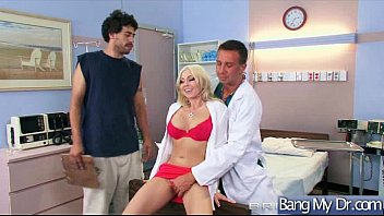 in banging doctor hospital busty fake patient Anal fuck short videos
