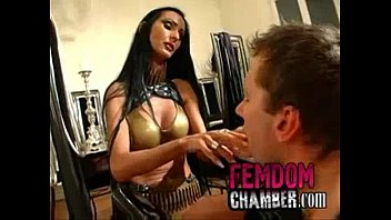 lesbian slave training James deen and anissa kate