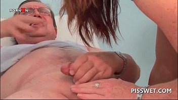 wife chines hasband having house his father sex with Nerdy blonde teacher milf masturbates