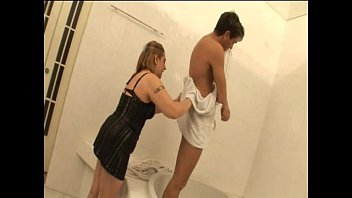japan mom help Toilet slut hannah west mouth fucked