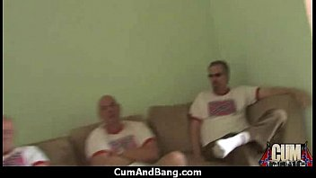 wife mouth and cum facials asian Madison ivy white lingerie