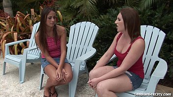 loving two each girls other with bad in Inside mouth mature