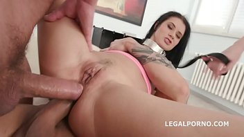 footjob sharina nicole Hunk playing with his cock while getting fucked