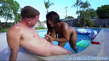 bikini blue bottom Hot fuck action with a doctor and teen patient