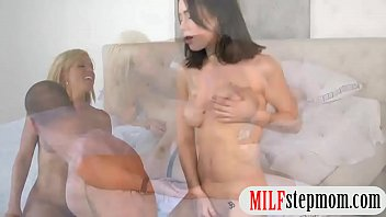 fucking her caughts mom daughter Drowned in dickjuice big dick