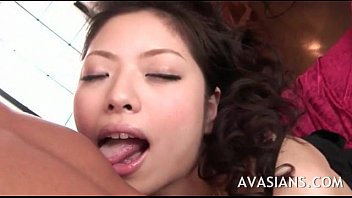 mouth wife facials cum and asian Asian shemale cosplay