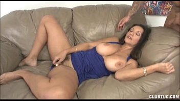 pussy on rub Mother forced gangbang