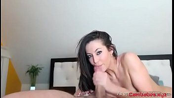 son inside cums pussy moms own twice pregnant his Kaylins 1st gloryhole visit