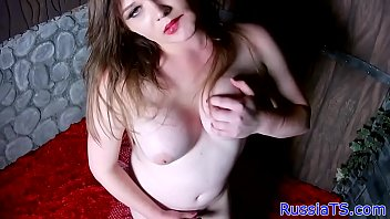 with dildos babe plays Flat chest school girl huge nipples fucked 2 guys