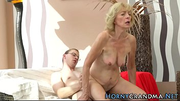 sloppy gang extreme creampie Realomom and son sex scene
