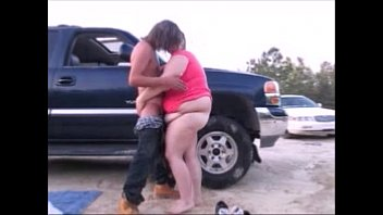 teen creampies get young a daughter Feels horny massage