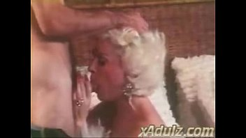 lingerie granny in retro Secsey movie short