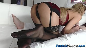 foot fetish boots Ivys anal addicted