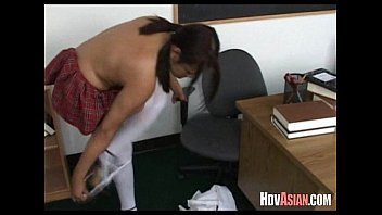 asian hostess horny air First year college girls suck and fuck party