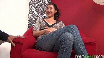 latina bigdic small Maids surprised mistress
