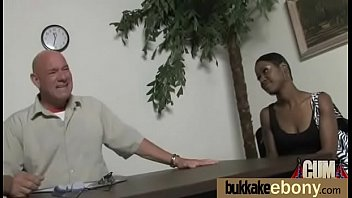 ebony on strap studio the a at fucking with chicks Amateur tug straight