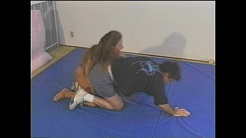 wrestling tall girl mixed Tube 8 video indian