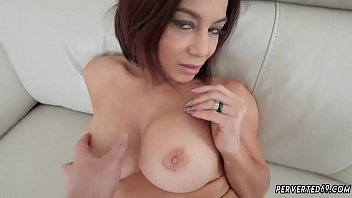 qife maid and She loves to lick her pointy nipples