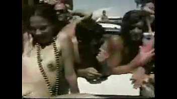 in pussy festival public Latina trans shemale gets drilled doggystyle