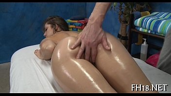 massage puss4 rooms a gets year old squelching 18 beauty Lucky guy gets to fuck and fist two woman at same time