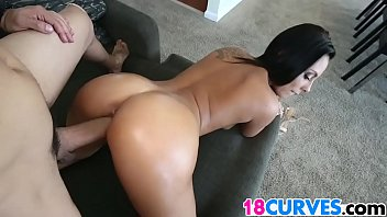 swaloow gianna michaels Sister jerk young brother