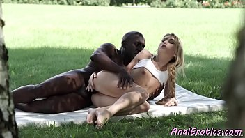 outdoor massage incredible models of hot Japanese wife cheating hubby friend