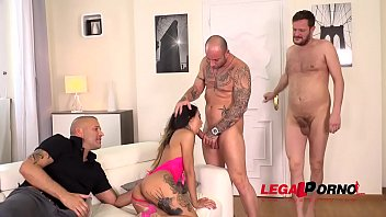 interracial gang blonde banged gets Lady lust 1983