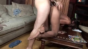 man them5 and old two lick fucks pussy girls The young wife and her dad in law