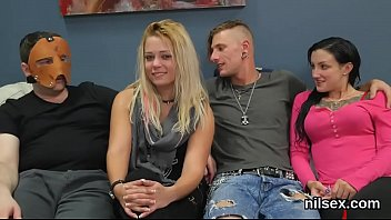 toying hole blonde bitchy a video with milf ass Banned family porn