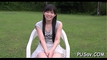 on asian chocolate slut slurpin cock Yuki touma dear please forgive me wet upon meeting again
