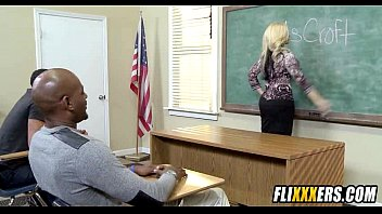 classroom gangbang teacher Busty shelby moon in chains