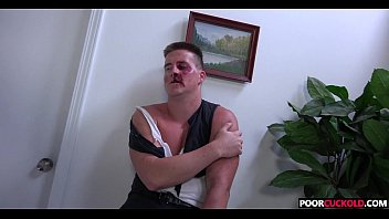 watches gay husband bbc Doggystyle pov making him cum inside