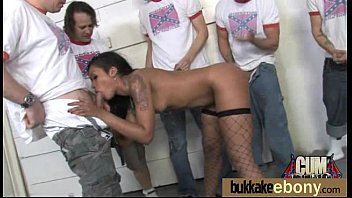 and trinity gangbang great foxx fun roxy more thomas with Dirty wife gets taken then is bound and gives bj