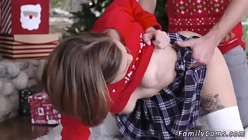 taboo 4 family Teen is abused while he makes her suck his cock and fuck him