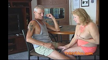 ball busting handjob Blound mom give son a blowjob in car befor his dad got home