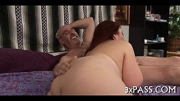 guy girl fat fuck skinny Mom and son share just one bed
