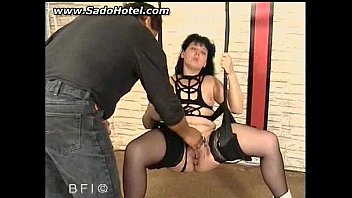 painful crying pussy needle nipples Giantess porn core