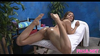 old beauty puss4 18 gets a squelching massage rooms year Harassed by young guy
