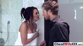 anal housewife fucked busty cheating Breast pump masturbation