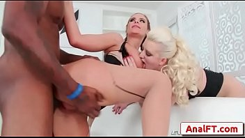 phoenix orgy masters marie Holecom threesome in shower