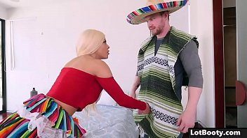blonde arrested spanish busty Deshi magir sex sound n talking