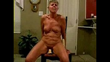 black granny dildo Ripe blonde with jumbo tits gives head point of view
